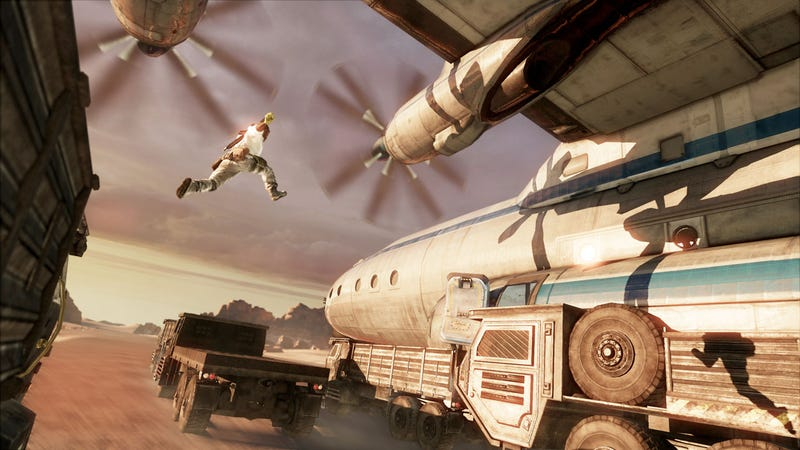 Goodbye, Uncharted 3 Multiplayer Beta, You Taught Me Plenty