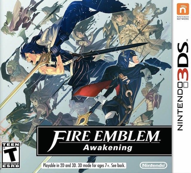 There's A Sly Inside Joke On The Cover Of Fire Emblem: Awakening