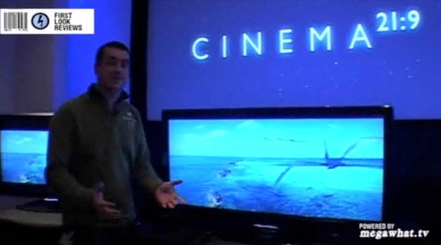 Video: Philips's Crazy 56-Inch Ultra-Widescreen Cinema 21:9 LCD Is Real
