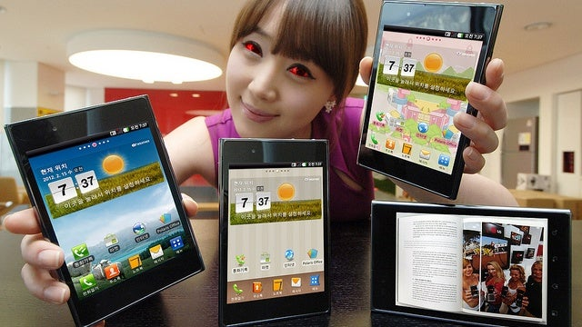 "Korea: Keep Your Terrible ""Phablets"" To Yourselves"