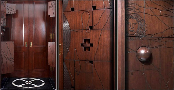 Architect Secretly Builds Epic Scavenger Hunt into NYC Apartment