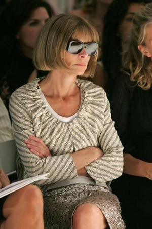 Anna Wintour Is Not Unfavorably Disposed To Change And Hope