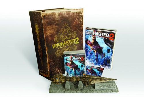 Win One of Five Copies of Uncharted 2: Among Thieves Fortune Hunter Edition
