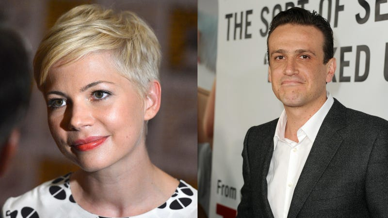 Jason Segel and Michelle Williams Call It Quits, Were Probably Totally Adorable About It