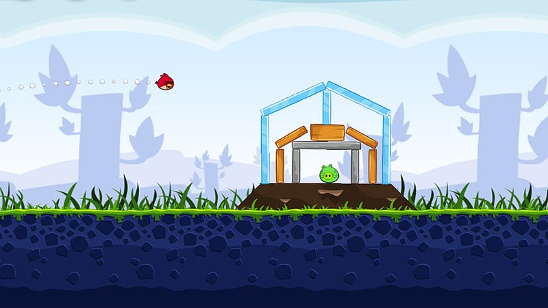 Angry Birds Trilogy Coming Soon to Xbox 360, PS3, and 3DS