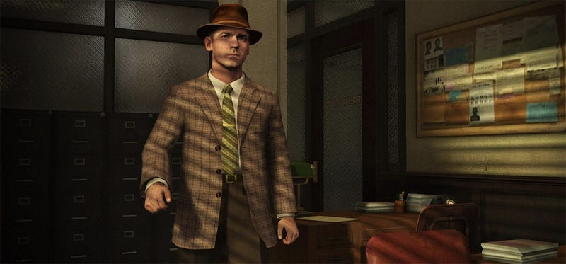 Don't Know Your Noir From Your L.A. Noire?