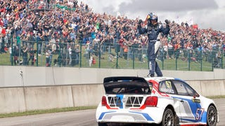 Volkswagen Is Serious About Rallycross This