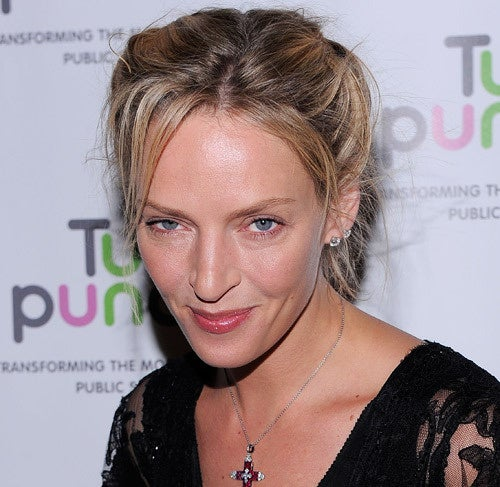 Uma Thurman Was Bilked by Celebrity Financial Consultant