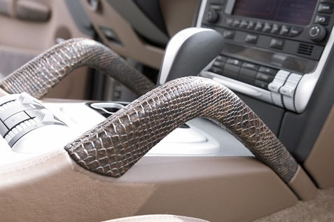 HAMANN Cyclone Porsche Cayenne: Nothing Says Speed Like Snakeskin