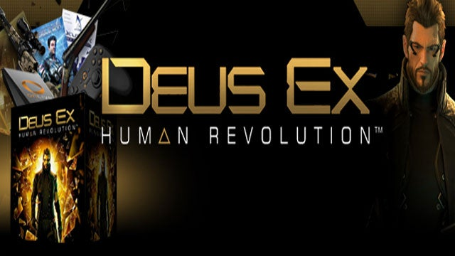 Deus Ex: Human Revolution is Day One for OnLive