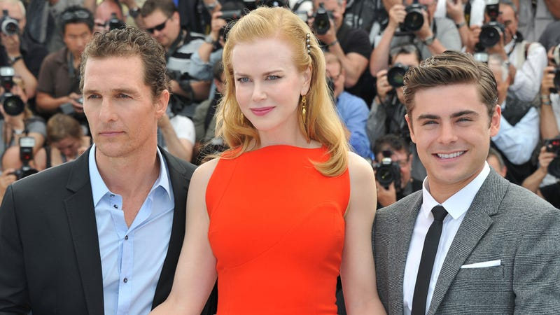 Nicole Kidman Will Semi-Erotically Pee on Zac Efron in Actual Scene from Actual Movie that Is Real