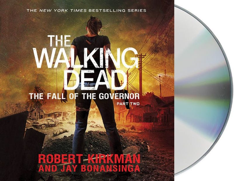 Listen to this creepy clip from the new Walking Dead audiobook