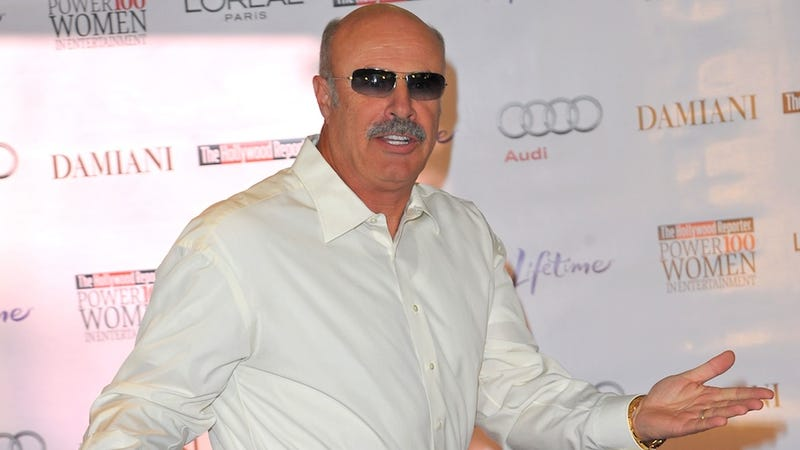 Dr. Phil Lawsuit Blames Deadspin For His Ratings Success