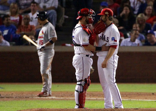 "C.J. Wilson Tweets Mike Napoli's Phone Number. It's Less ""Good Prank, Guy"" And More ""Wow, Dick Move."""