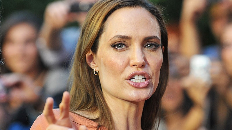 Violent Nightmares to Turn Angelina Jolie Into a Murderer
