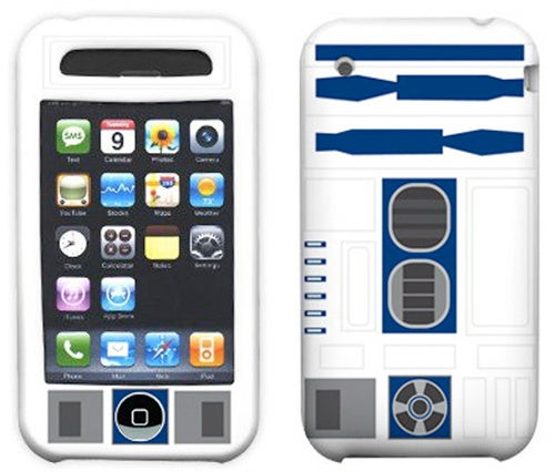 iPhone Gets the Official R2-D2 Case Treatment, Too