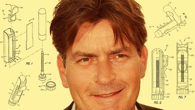 What Is This Thing That Charlie Sheen Invented?