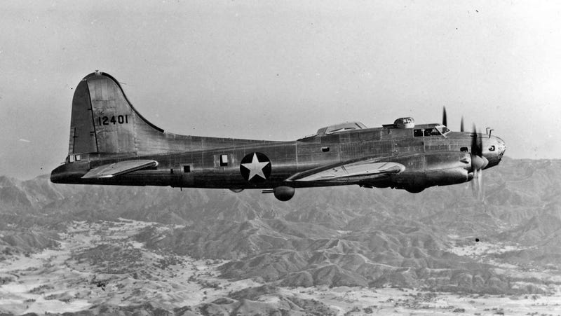 The Prettiest B-17 Flying Fortress Was The XB-38