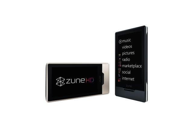 New Zune HD Erotica
