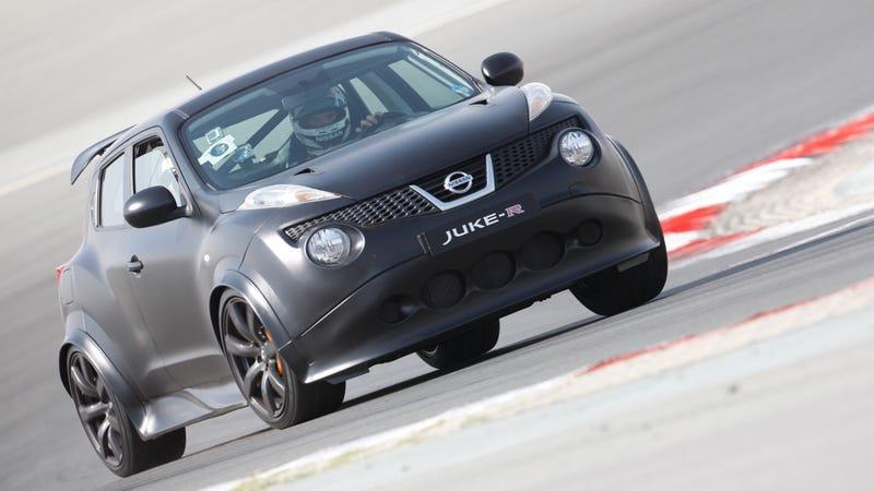 Nissan Juke R in Dubai gallery