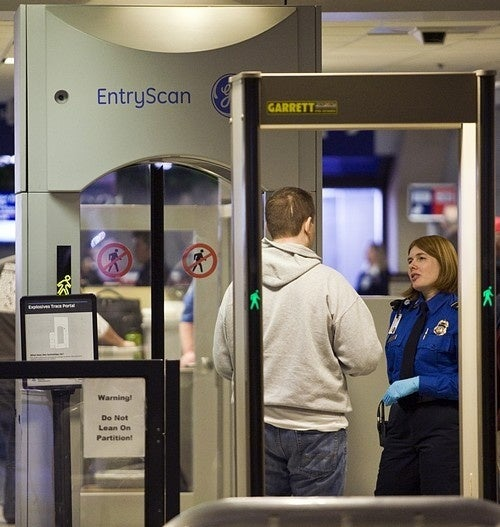 "Step To The Right And Open Your Brain: Will ""Mind-Reading"" Improve Airport Security?"