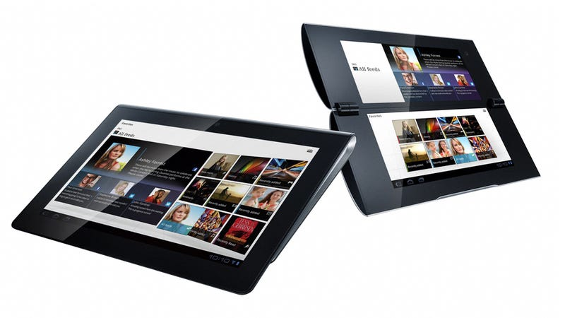 Sony's Android Tablets Are Game, Music, Video and Ebook-Downloading Titans