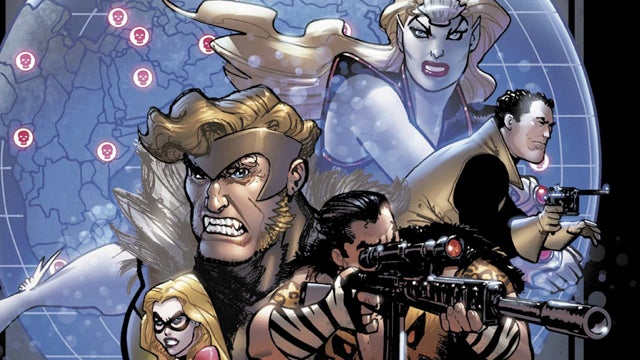 In this week's comics, Sabretooth joins the Cold War