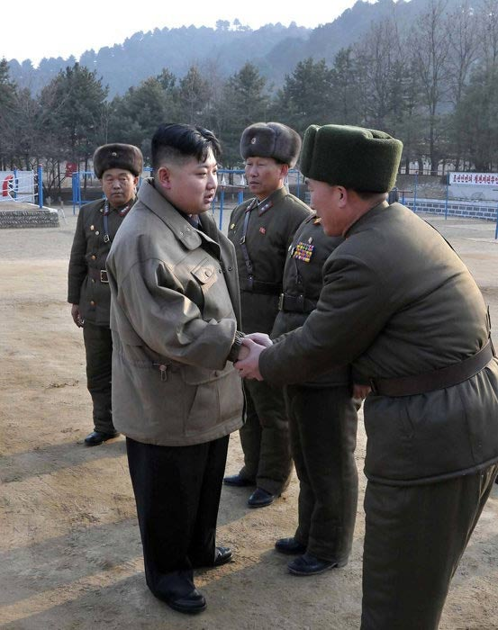 North Korea's New Dictator...Looking at Things