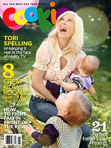 Tori Spelling Didn't Want A Girl, Either