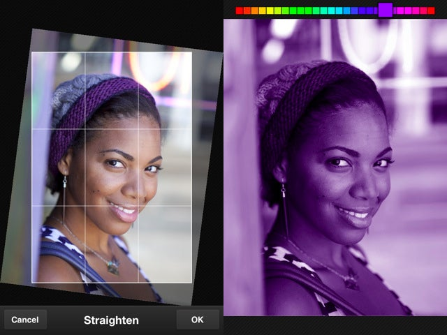 Photoshop's iOS App Now Supports Retina Display