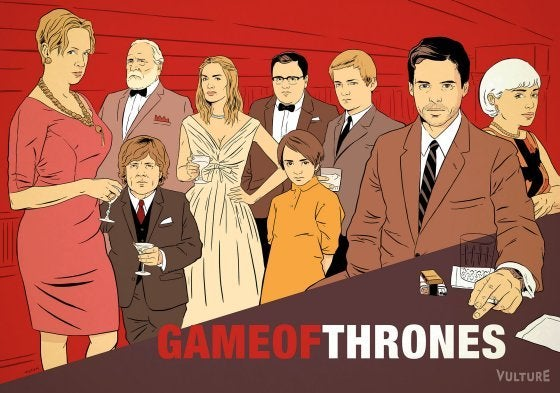 Game of Mad Men: A Review