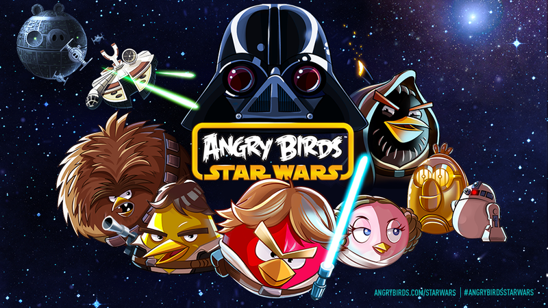 Angry Birds: Star Wars Arrives on November 8. We're Not Making This Up!