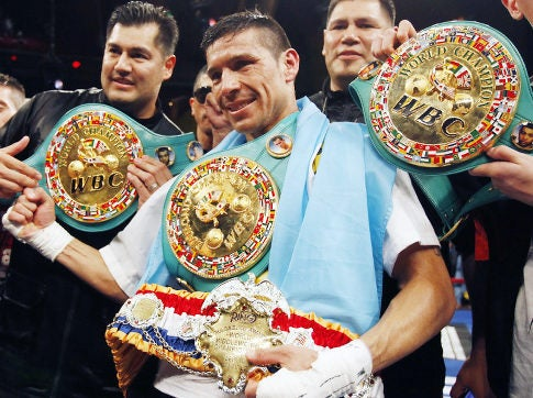 Sergio Martinez, The Celtic War, And An Evening In Foxwoods With The Boxing Scumbags