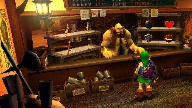 Nintendo, Wary of Bargain-Binned Spirit Tracks, May Give Ocarina of Time a Small Shipment