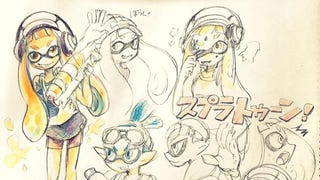 And Now, Some <i>Splatoon</i> Fan Art