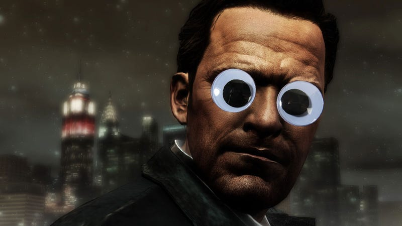 I Didn't Know How Many Games Needed Googly Eyes Until I Photoshopped A Bunch Of Them