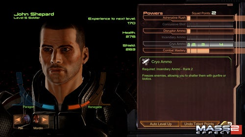 The Mass Effect Experience