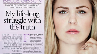 Fuck Belle Gibson And The Enablers She Rode In On