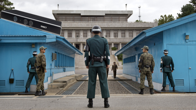 Microsoft's Kinect Is Now Guarding the Korean Border