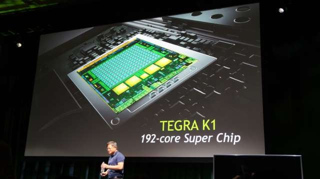 Holy Crap, Nvidia's New Tegra K1 Has 192 Cores?!