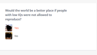 Eugenics on OKCupid