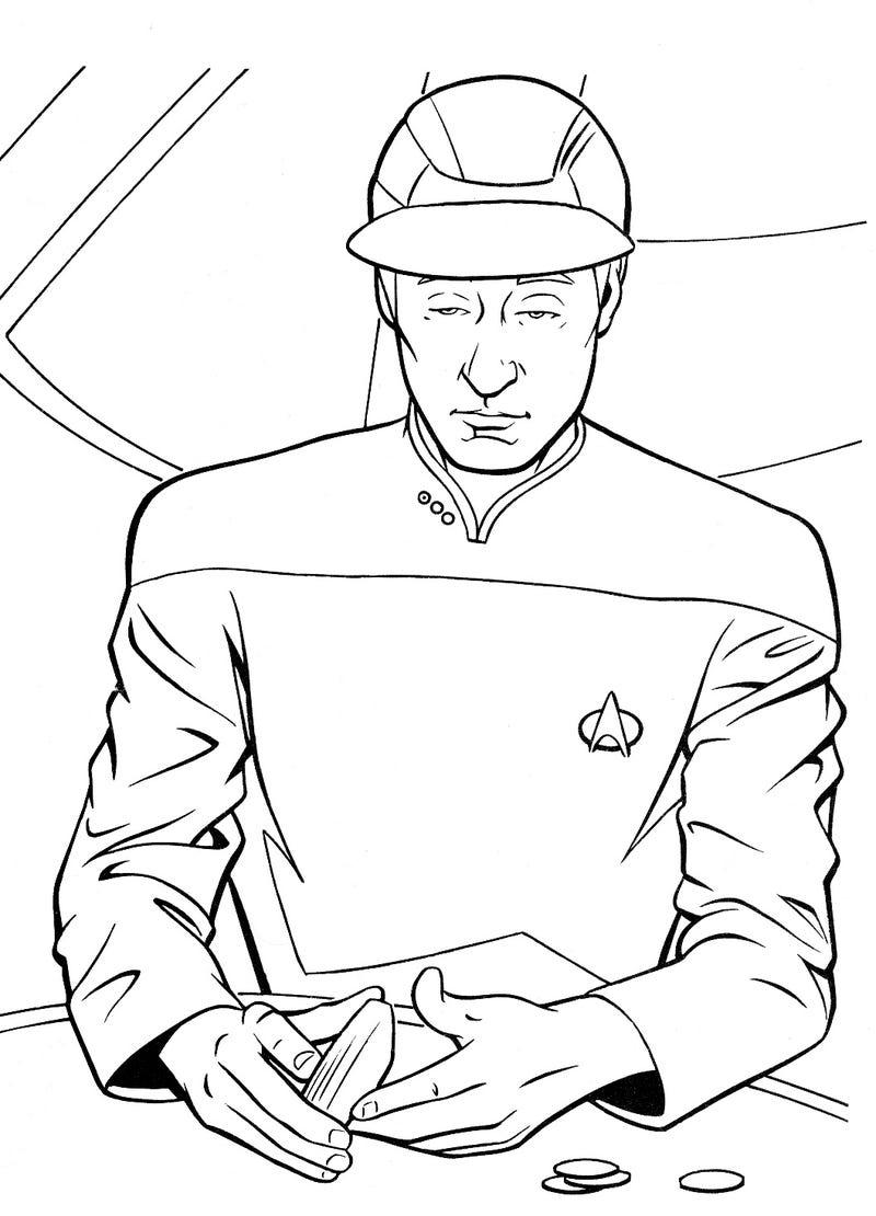Ungewöhnlich Star Trek Malvorlagen Bilder - Malvorlagen-Ideen ...