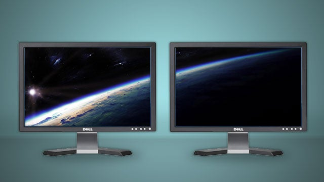 Set Your Many Desktops to These Multi-Screen Wallpapers