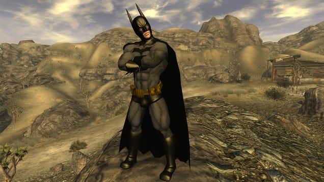 The Best Batman Mods For Good PC Games