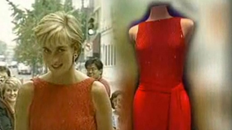 Nosy Reporter Obsessed With Revealing Princess Diana's Dress Size
