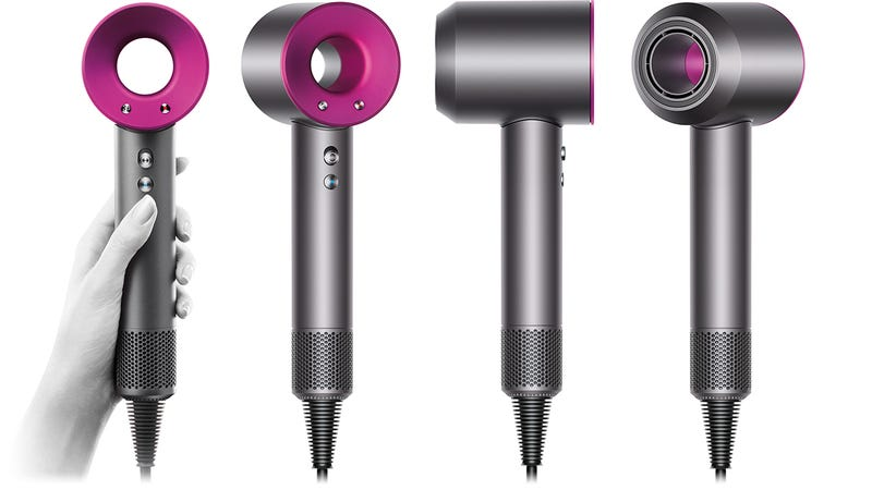 Dyson Redesigned the Hair Dryer So It's Easier and Safer to Use