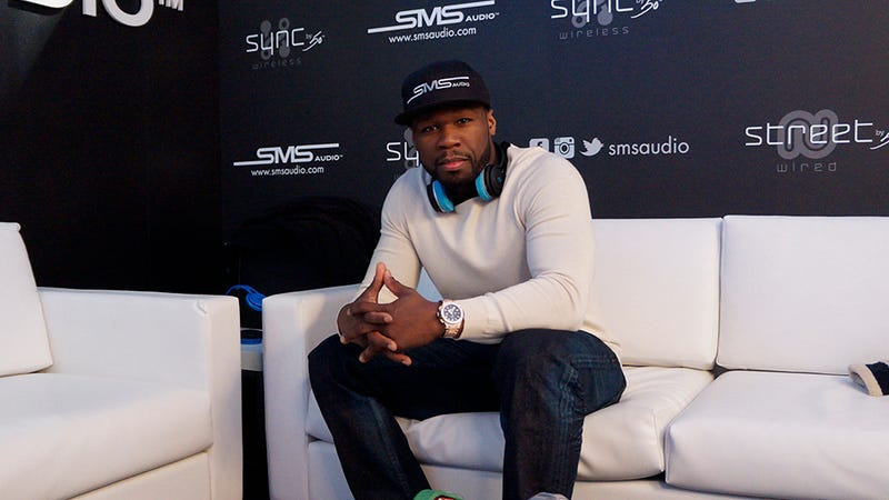 50 Cent Would Like to Talk To You About His Headphones