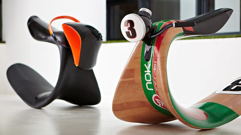 These Sleek Rocking Horses Are As Good an Excuse As Any To Have Kids