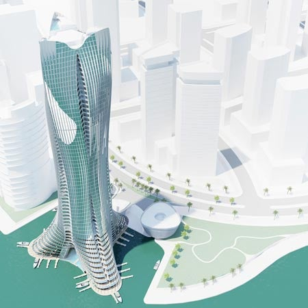 Michael Schumacher Tower to Take Over the World