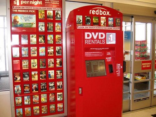 Redbox Kiosks Now Testing Game Rentals in Three States